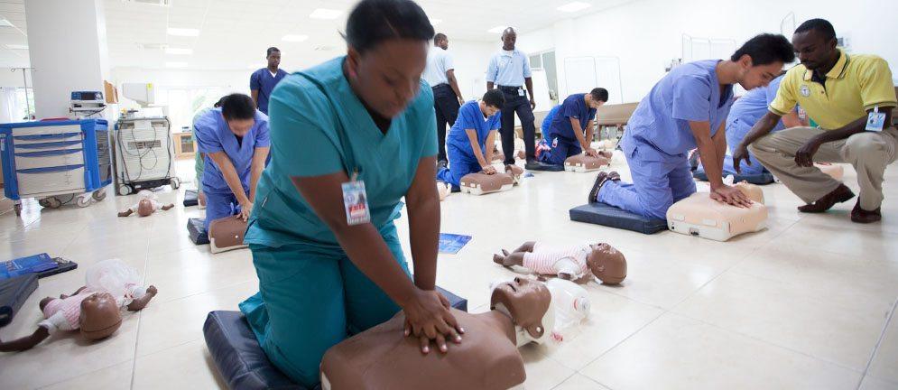 Whittier Basic Life Support For Healthcare Providers Blended